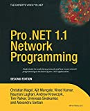 Parker, Tim: Pro.Net 1.1 Network Programming