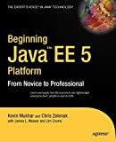 Weaver, James L.: Beginning Java EE 5: From Novice to Professional