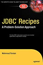 JDBC Recipes: A Problem-Solution Approach by…