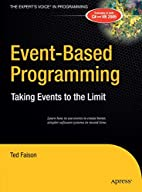Event-Based Programming: Taking Events to…