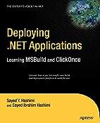 Deploying .NET Applications: Learning…