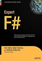 Expert F# by Don Syme