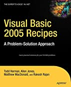 Visual Basic 2005 Recipes: A…