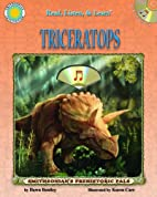 Triceratops [With CD] (Read, Listen & Learn)…