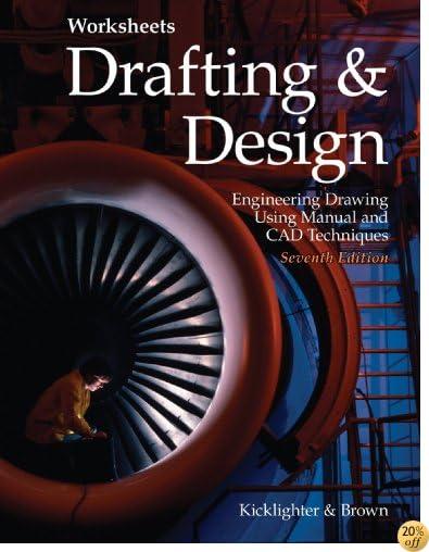 Drafting & Design, Worksheets
