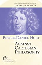 Against Cartesian Philosophy (JHP Books…