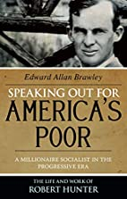 Speaking Out for America's Poor: A…