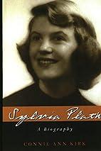 Sylvia Plath by Connie Ann Kirk