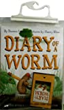 Cronin, Doreen: Diary of a Worm [With Hardcover Book]