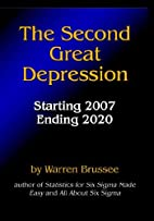 The Second Great Depression by Warren…
