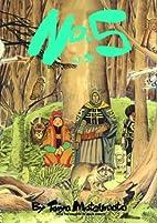 No. 5, Volume 2 by Taiyō Matsumoto