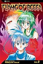 Flame of Recca, Volume 03 by Nobuyuki Anzai