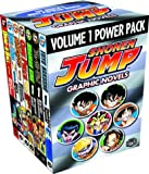 Toriyama, Akira: Shonen Jump Graphic Novels Power Pack Vol. 1: Contains Volume I of Dragon Ball, Dragon Ball Z, Naruto, One Piece, Shaman King, Yu-Gi-Oh!, and YuYu Hakusho