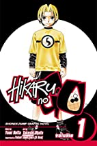 Hikaru no Go, Volume 1: Descent of the Go…