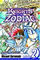 Acheter Knights of the Zodiac volume 2 sur Amazon
