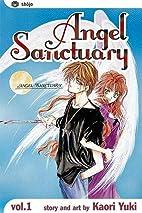 Angel Sanctuary, Vol. 1 by kaori Yuki