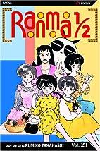 Ranma 1/2, Volume 21 by Rumiko Takahashi