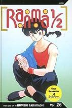 Ranma 1/2, Volume 26 by Rumiko Takahashi