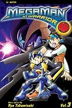 MegaMan NT Warrior, Vol. 3 by Ryo Takamisaki