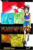 Flame of Recca, Volume 07 by Nobuyuki Anzai