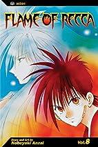 Flame of Recca, Volume 08 by Nobuyuki Anzai