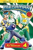 MegaMan NT Warrior, Vol. 4 by Ryo Takamisaki