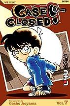 Case Closed, Vol. 7 by Gosho Aoyama