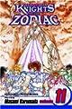 Acheter Knights of the Zodiac volume 11 sur Amazon