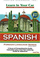 Learn in Your Car Spanish, Level 2 by Henry…