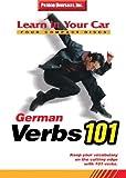 Schier, Helga: German Verbs 101 (Learn in Your Car) (German Edition)