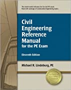 Civil Engineering Reference Manual for the…