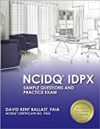 NCIDQ® IDPX: Sample Questions and…