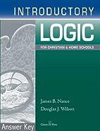 Introductory Logic: Answer Key (4th edition)…