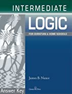 Intermediate Logic: Answer Key (2nd edition)…