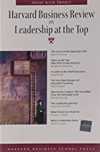 Harvard Business Review on Leadership at the…
