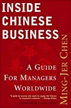 Inside Chinese Business: A Guide for…