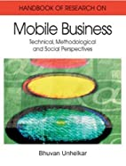 Handbook of Research in Mobile Business:…