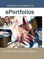 Handbook of Research on ePortfolios (N/A) by…
