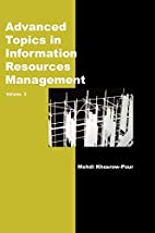 Advanced Topics in Information Resources…
