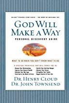 God Will Make a Way Personal Discovery…