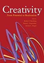 Creativity: From Potential to Realization by…