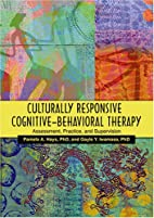 Culturally Responsive Cognitive-behavioral…