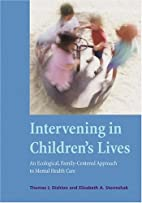 Intervening in Childrens Lives: An…