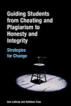Guiding Students from Cheating and…