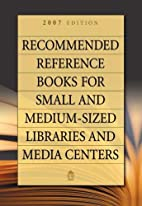Recommended Reference Books for Small and…