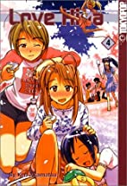 Love Hina, Vol. 4 by Ken Akamatsu