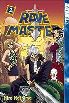 Rave Master, Volume 3 by Hiro Mashima