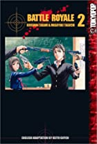 Battle Royale, (Manga) Book 2 by Koushun…