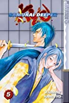 Samurai Deeper Kyo, Vol. 5 by Akimine…