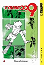 Cyborg 009 Volume 3 by Shotaro Ishinomori